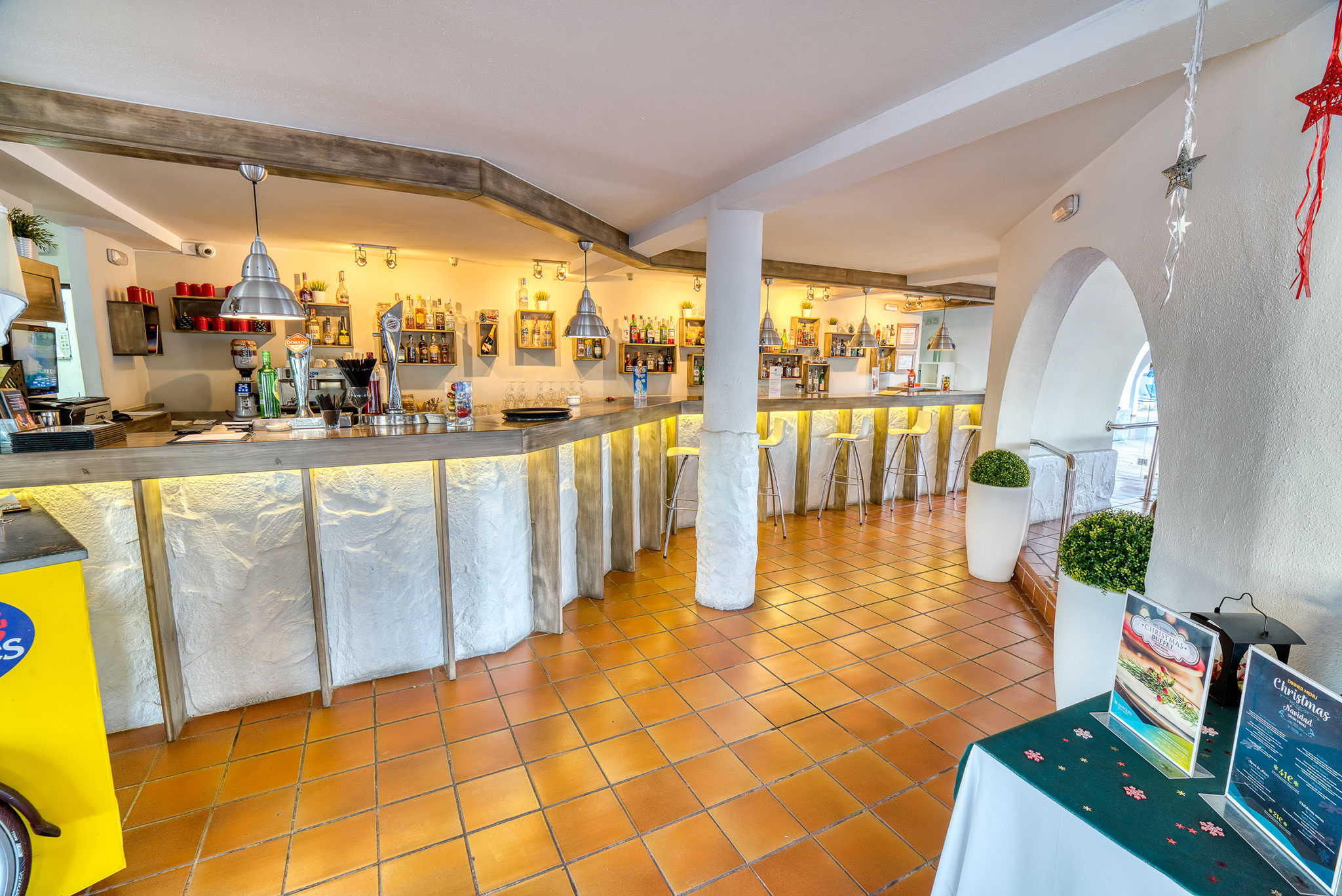 Hotel Marques Bar 2