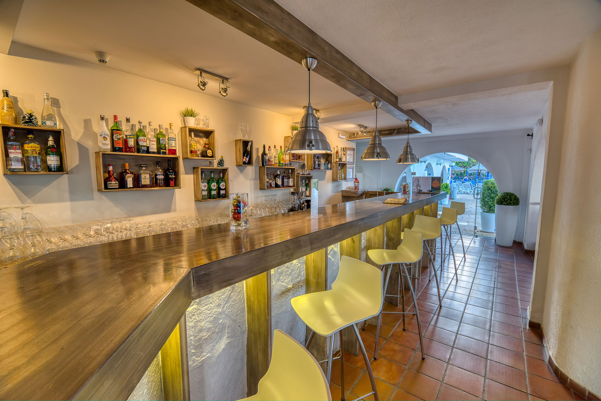 Hotel Marques Bar 7