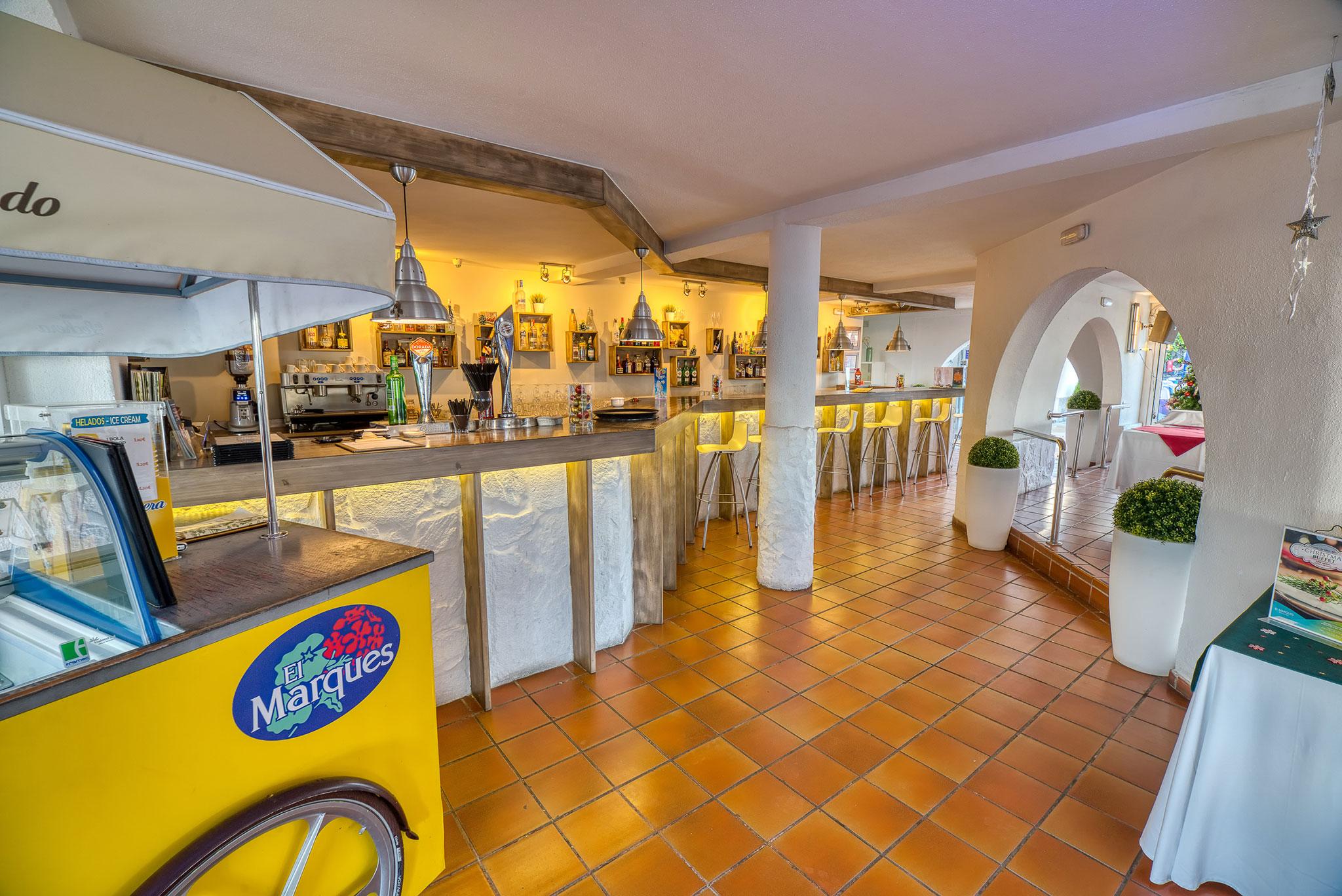 Hotel Marques Bar Icrecream