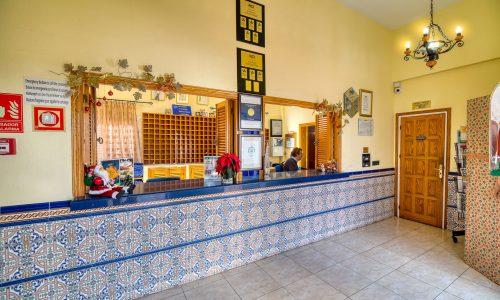 Hotel Marques Reception